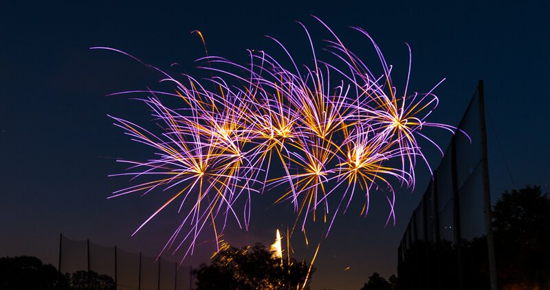 Quail Valley Fireworks